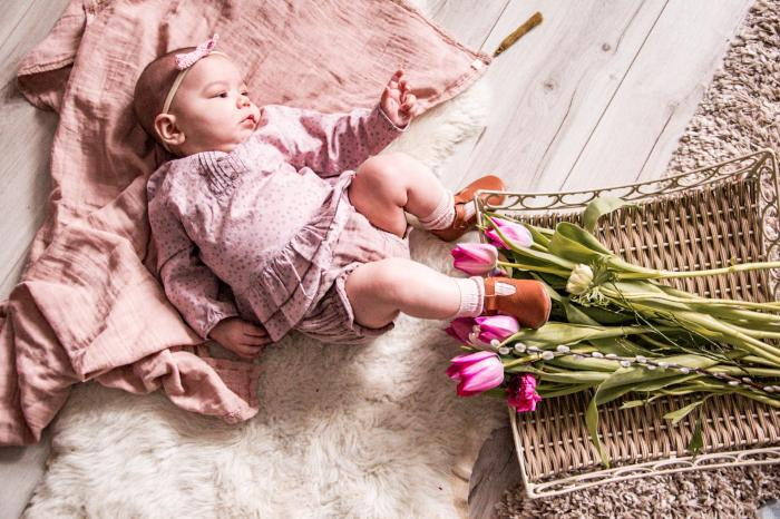 Baby & Kids Powder pink